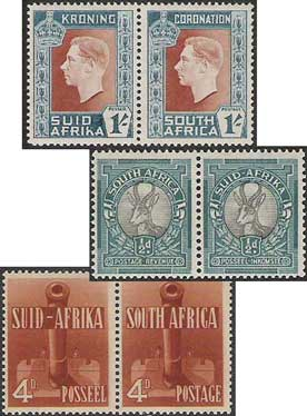 South Africa KGVI Issues Guide