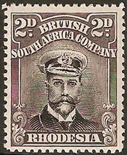 Rhodesia SG 312