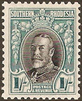 Southern Rhodesia SG 23a