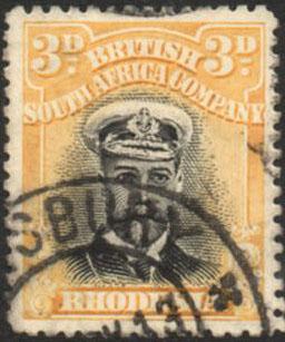1913-19 SG 210 Admiral