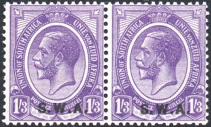 South West Africa stamp SG 56