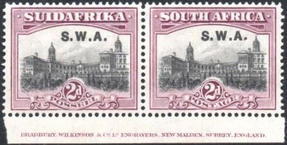 South West Africa stamps SG 60c