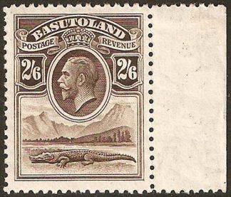 Basutoland stamp SG 8