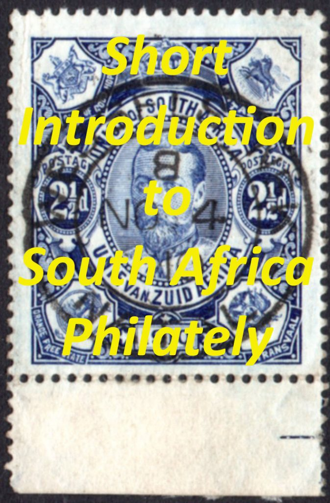 Introduction to South Africa Philately