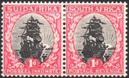 South AFrica 1929 Darmstadt Trial