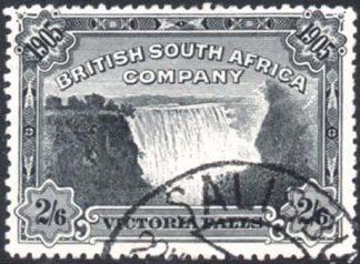 1905 2s6d Falls SG98