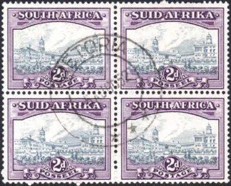 South Africa 1933-48 2d SG.58a
