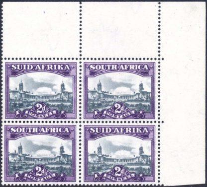 South Africa 1945-7 2d SG 107