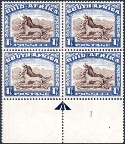 1947-54 1s SG 120 arrow block