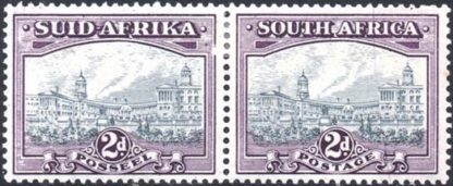 South Africa 1933-48 2d variety