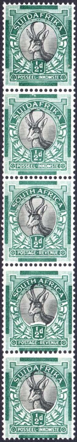 South Africa 1930-44 ½d SG 42a