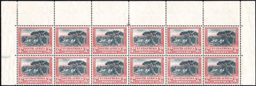South Africa 1930-44 3d SG 45aw