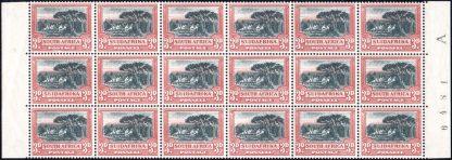 South Africa 1930-44 3d control block