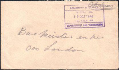 1st NRV BN cachet